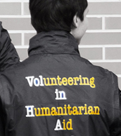 Volunteering in Humanitarian Aid