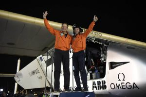 Actu Solar Impulse